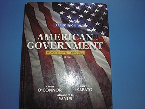 9780132582445: American Government Roots and Reform, AP Edition