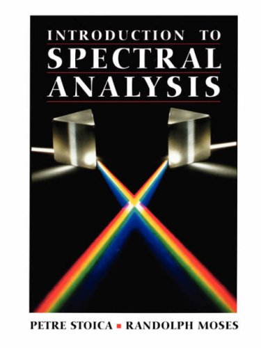 9780132584197: Introduction to Spectral Analysis
