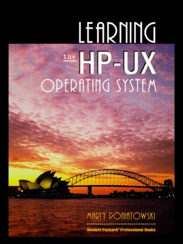 9780132585347: Learning the HP-UX Operating System