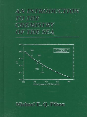 9780132589710: Introduction to the Chemistry of the Sea, An