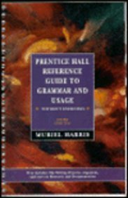 9780132589895: Prentice Hall Reference Guide to Grammar and Usage Without Exercises