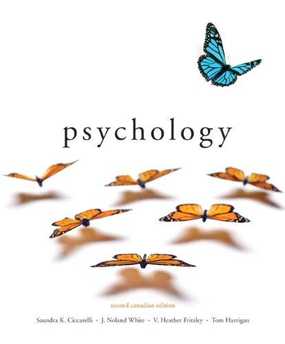 9780132594400: Psychology