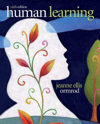 9780132595186: Human Learning (6th Edition)