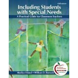 9780132598613: Including Student with Special Needs - INSTRUCTOR'S COPY