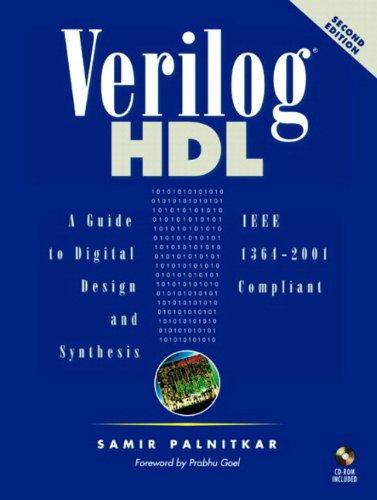 9780132599702: Verilog HDL