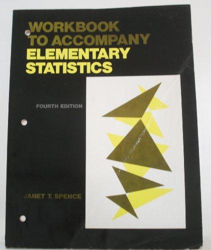 9780132601665: Workbook to Accompany Elementary Statistics