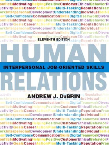 9780132605373: Human Relations Plus MyBizSkillsKit -- Access Card Package (11th Edition)