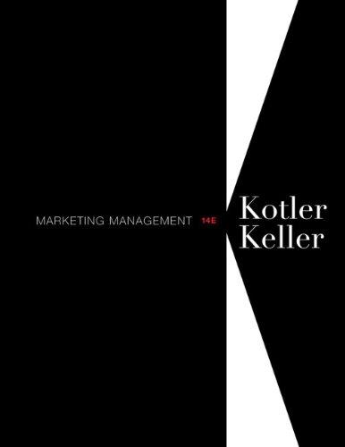 Marketing Management Plus New MyMarketingLab with Pearson: Kotler, Philip; Keller,