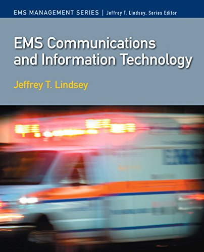 9780132607018: EMS Communications and Information Technology (Ems Management)
