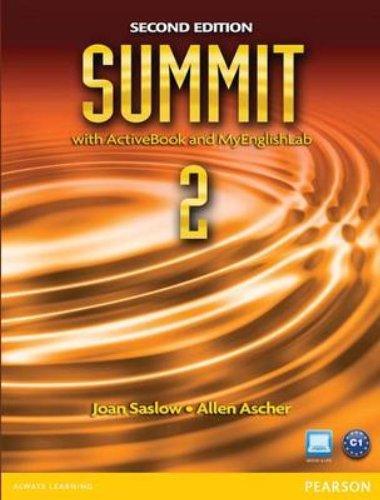 9780132607964: Summit 2 Teacher's Edition with ActiveTeach