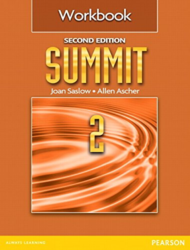 9780132607988: Summit 2 Workbook