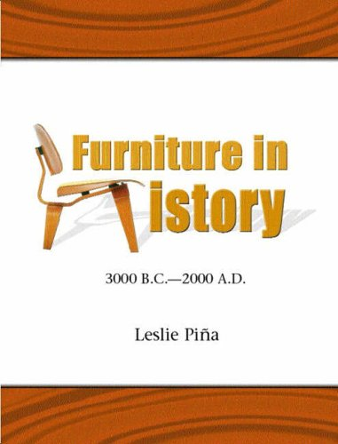 9780132610414: Furniture in History: 3000 B.C. - 2000 A. D.