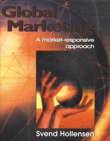 9780132610902: Global Marketing