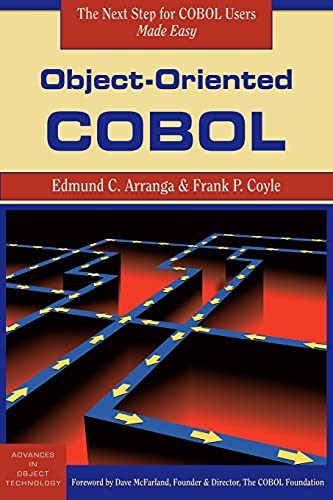 9780132611404: Object-Oriented COBOL (SIGS: Advances in Object Technology)