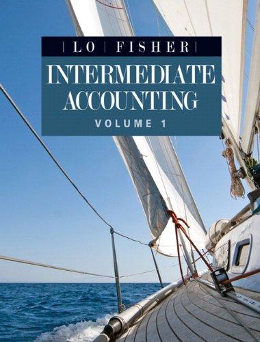 9780132612111: Intermediate Accounting, Vol. 1 with MyAccountingLab