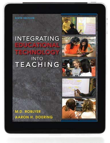 9780132612258: Integrating Educational Technology into Teaching (6th Edition)
