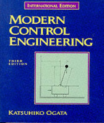 9780132613897: Modern Control Engineering