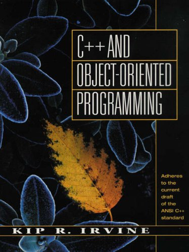 9780132614214: C++ and Object Oriented Programming: International Edition