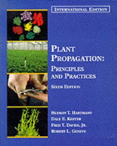 9780132614887: Plant Propagation: Principles and Practice