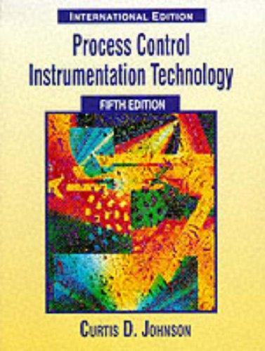 Process Control Instrumentation Technology (Prentice Hall international editions) (0132614960) by Johnson