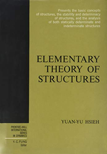 9780132615129: Elementary Theory of Structures