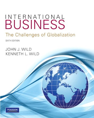 9780132616881: International Business Plus MyIBLab with Pearson eText -- Access Card Package (6th Edition)