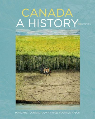 9780132617383: Canada: A History (3rd Edition)