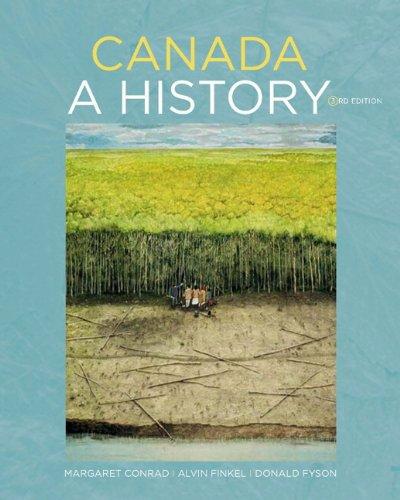 9780132617383: Canada A History