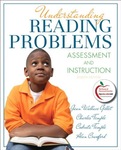 9780132617499: Understanding Reading Problems: Assessment and Instruction (Myeducationlab Series)