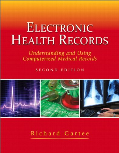 9780132619271: Electronic Health Records: Understanding and Using Computerized Medical Records Plus MyHealthProfessionsKit -- Access Card Package