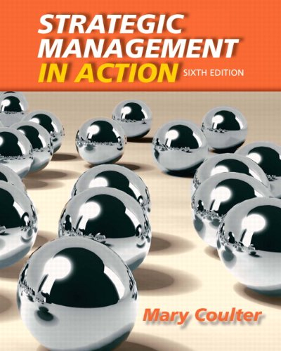 9780132620673: Strategic Management in Action: United States Edition