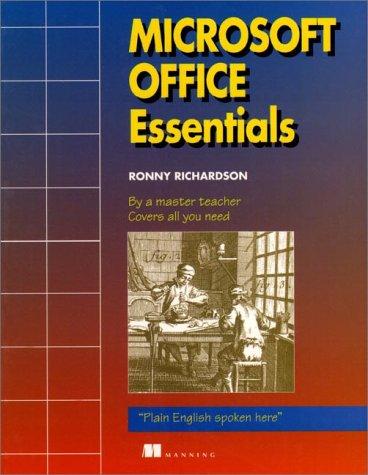 9780132623124: Microsoft Office Essentials