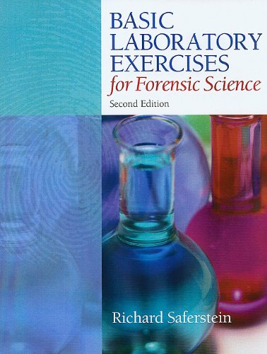 9780132623308: Basic Laboratory Exercises for Forensic Science, Criminalistics: An Introduction to Forensic Science