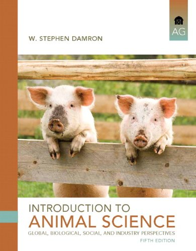 9780132623896: Introduction to Animal Science: Global, Biological, Social, and Industry Perspectives