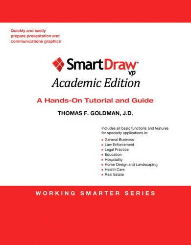 9780132625234: SmartDraw VP: A Hands–on Tutorial and Guide (2nd Edition) (Working Smarter)