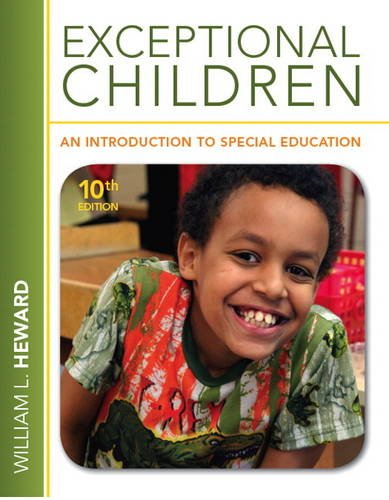 9780132626163: Exceptional Children: An Introduction to Special Education (10th Edition)