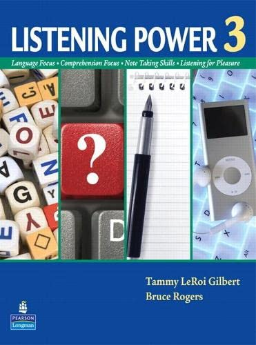 9780132626484: Listening Power 3 (Student Book and Classroom Audio CD)
