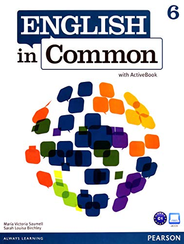 9780132627313: English in Common 6 with ActiveBook
