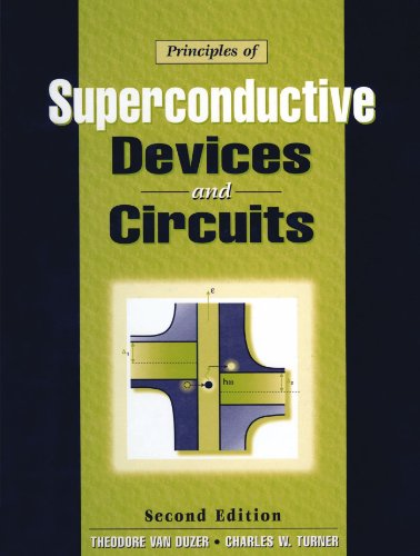 9780132627429: VAN: PRINS SUPERCONDUCTIVE DEVIC _c (2nd Edition)