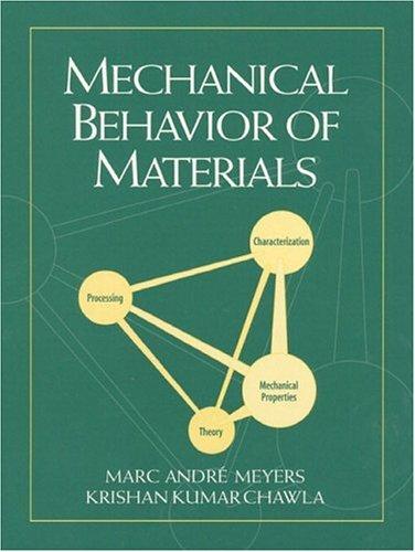 9780132628174: Mechanical Behavior of Materials