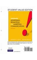 9780132628327: Integrated Advertising, Promotion and Marketing Communications, Student Value Edition Plus NEW MyMarketingLab with Pearson eText -- Access Card Package (5th Edition)