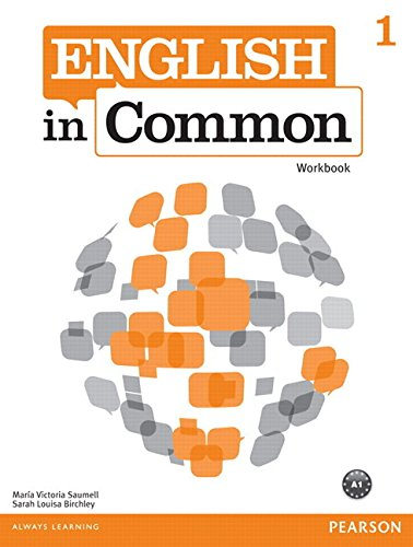 9780132628648: English in Common 1 Workbook: English in Common 1 Workbook 1