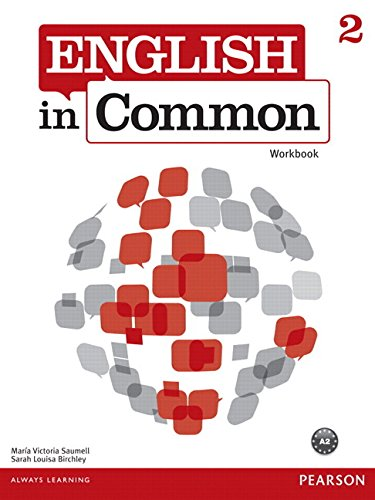 9780132628716: English in Common 2 Workbook: 2