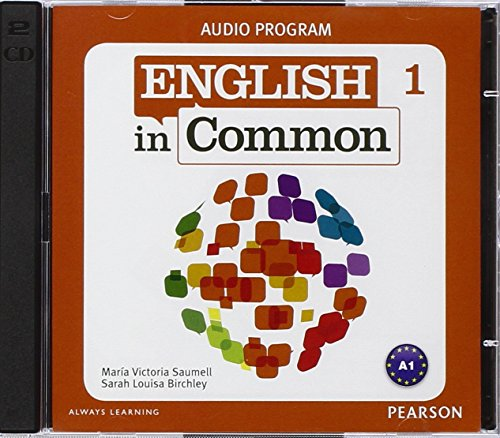 9780132628785: English in Common 1 Class Audio CDs