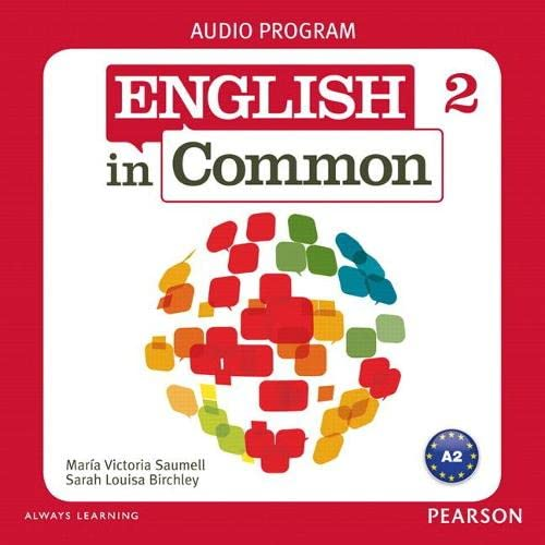 9780132628792: English in Common 2 Audio Program (CDs)