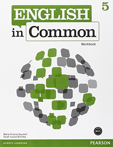 9780132629027: English in Common 5 Workbook