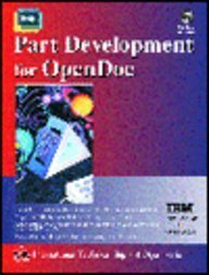 9780132632867: Part Development for Opendoc
