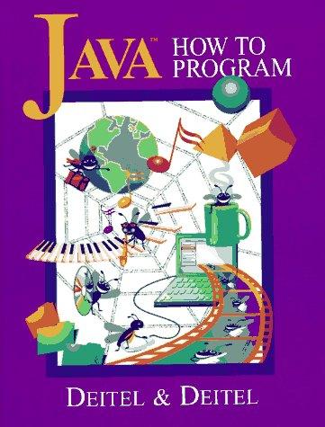 9780132634014: Java: How to Program