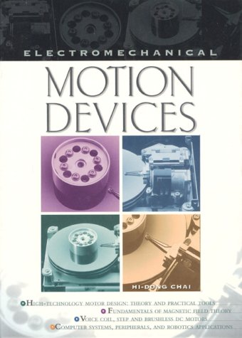 9780132634199: Electromechanical Motion Devices