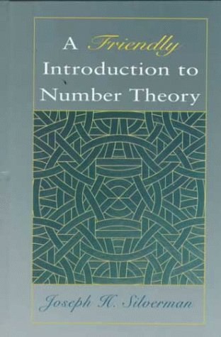 9780132637992: A Friendly Introduction to Number Theory